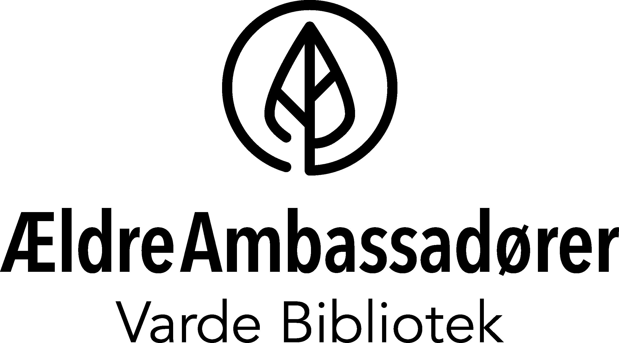 Logo for ÆldreAmbassadører.