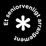 Logo seniorvenligt arrangement