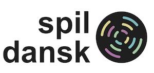 Billede af logoet til Spil dansk.