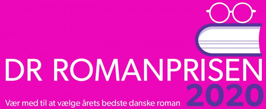 Logo DR romaklubben 2020