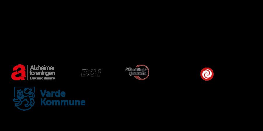 Logoer fra alle Glemmer dus samarbejdspartnere
