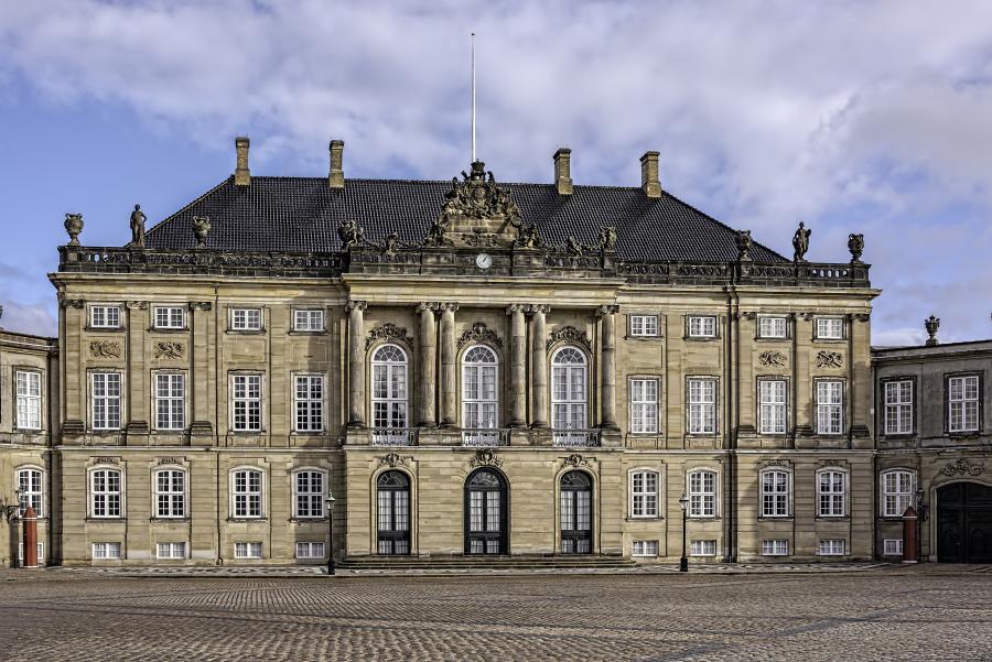 Frederiks VIII`s palæ