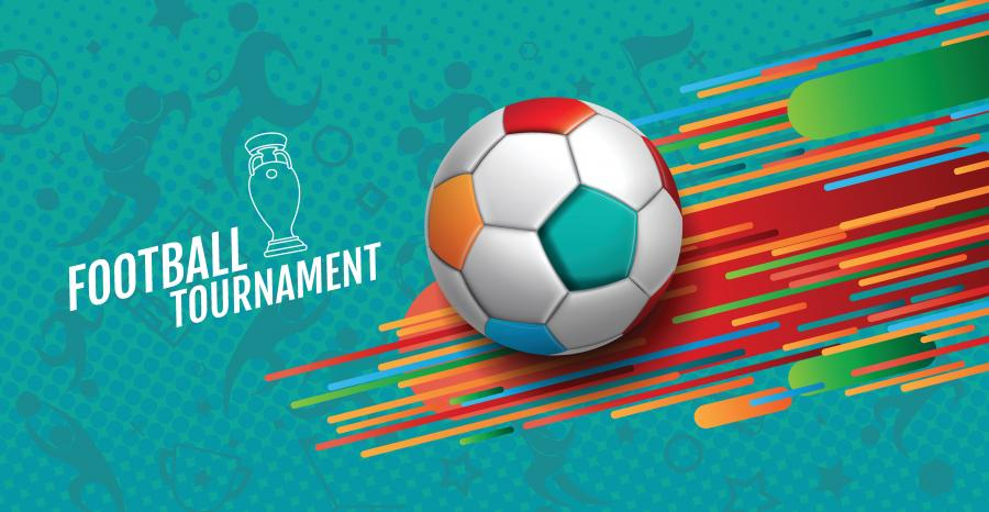 Fodbold EM logo 2020-2021