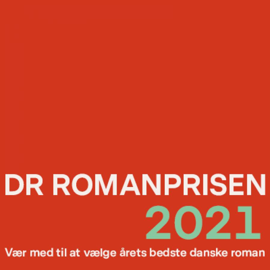 Logo DR romanprisen