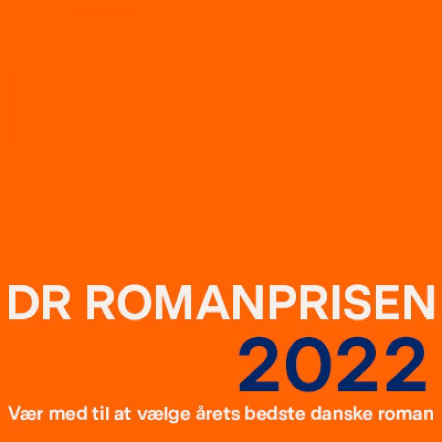 DR romanprisen logo