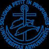 Billedet forestiller logoet for Århus Universitet.