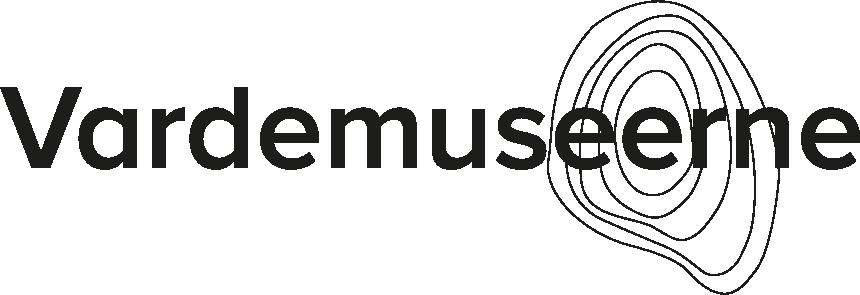 Billedet forestiller logoet for Vardemuseerne.